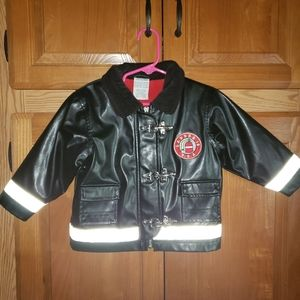 """EUC Unbranded """"Ladder 18 Firefighter 24Mo. Costume"""